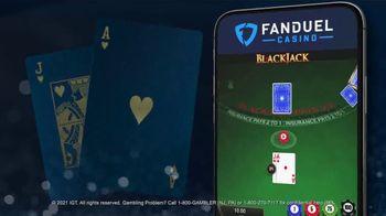 FanDuel Casino TV Spot, 'Winning is Hard Enough'