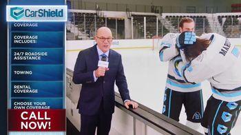 CarShield TV Spot, 'Penalty Box' Featuring Patrick Maroon, Ryan O'Reilly, Darren Pang - Thumbnail 8