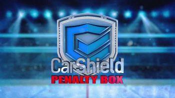 CarShield TV Spot, 'Penalty Box' Featuring Patrick Maroon, Ryan O'Reilly, Darren Pang - Thumbnail 1