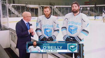 CarShield TV Spot, 'Penalty Box' Featuring Patrick Maroon, Ryan O'Reilly, Darren Pang - Thumbnail 3