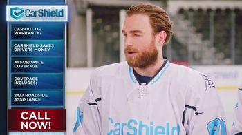CarShield TV Spot, 'Penalty Box' Featuring Patrick Maroon, Ryan O'Reilly, Darren Pang - Thumbnail 4