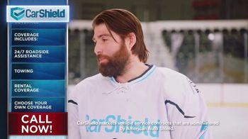 CarShield TV Spot, 'Penalty Box' Featuring Patrick Maroon, Ryan O'Reilly, Darren Pang - Thumbnail 5
