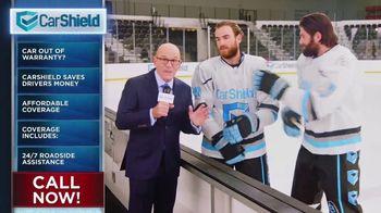CarShield TV Spot, 'Penalty Box' Featuring Patrick Maroon, Ryan O'Reilly, Darren Pang - Thumbnail 7