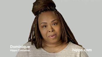 Hippo Home Insurance TV Spot, 'Dominique'
