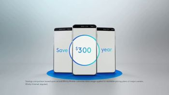 XFINITY Mobile TV Spot, 'The Most Reliable Network: Save $300' - Thumbnail 4
