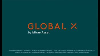 Global X Funds VPN TV Spot, 'Data Center REITs & Digital Infrastructure ETF' - Thumbnail 1