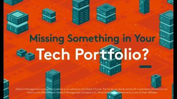 Global X Funds VPN TV Spot, 'Data Center REITs & Digital Infrastructure ETF' - Thumbnail 2