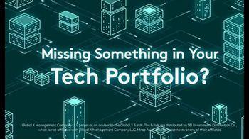 Global X Funds VPN TV Spot, 'Data Center REITs & Digital Infrastructure ETF' - Thumbnail 3