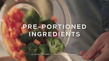 Home Chef Oven-Ready Meals TV Spot, 'Dinner Made Easy: $90' - Thumbnail 3