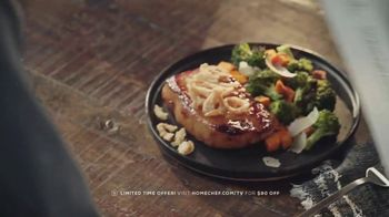 Home Chef Oven-Ready Meals TV Spot, 'Dinner Made Easy: $90' - Thumbnail 8