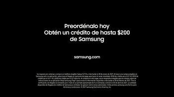 Samsung Galaxy S21 Ultra 5G TV Spot, 'Descubre: $200 dólares de crédito' [Spanish] - Thumbnail 6