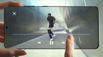 Samsung Galaxy S21 Ultra 5G TV Spot, 'Descubre: $200 dólares de crédito' [Spanish] - Thumbnail 4