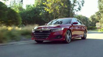 2021 Honda Accord TV Spot, 'Proud: Accord' Song by Francesco D'Andrea [T2] - Thumbnail 2