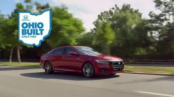 2021 Honda Accord TV Spot, 'Proud: Accord' Song by Francesco D'Andrea [T2] - Thumbnail 3