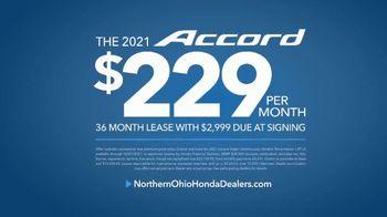 2021 Honda Accord TV Spot, 'Proud: Accord' Song by Francesco D'Andrea [T2] - Thumbnail 4