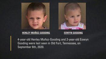 National Center for Missing & Exploited Children TV Spot, 'Henley Muñoz-Gooding and Eowyn Gooding' - Thumbnail 3