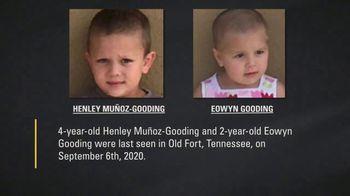 National Center for Missing & Exploited Children TV Spot, 'Henley Muñoz-Gooding and Eowyn Gooding' - Thumbnail 4