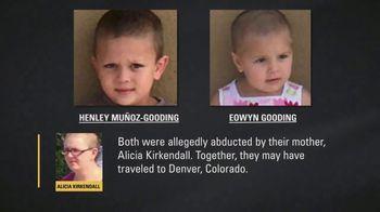 National Center for Missing & Exploited Children TV Spot, 'Henley Muñoz-Gooding and Eowyn Gooding' - Thumbnail 5