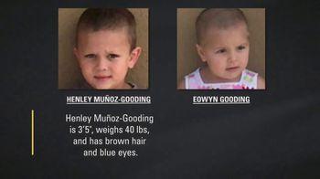National Center for Missing & Exploited Children TV Spot, 'Henley Muñoz-Gooding and Eowyn Gooding' - Thumbnail 8