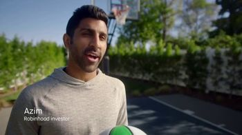 Robinhood Financial TV Spot, 'Azim' - Thumbnail 3