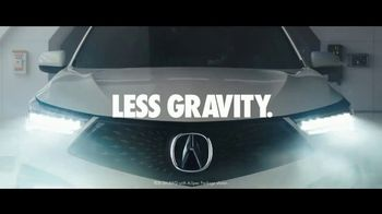 2021 Acura RDX TV Spot, 'Less Gravity, More Boost' Song by Zack Tempest [T2]