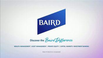 Baird TV Spot, 'Employee Owned' - Thumbnail 8