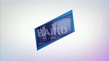 Baird TV Spot, 'Employee Owned' - Thumbnail 1