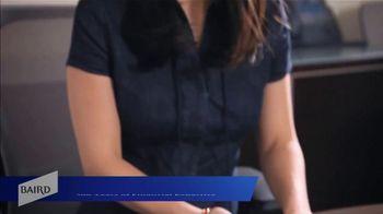 Baird TV Spot, 'Employee Owned' - Thumbnail 5