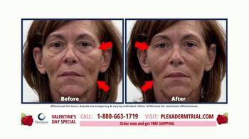 Plexaderm Skincare  Valentine's Day Special TV Spot, 'Social Media: $14.95' - Thumbnail 8