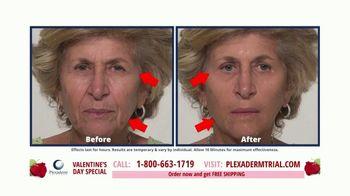 Plexaderm Skincare  Valentine's Day Special TV Spot, 'Social Media: $14.95' - Thumbnail 9