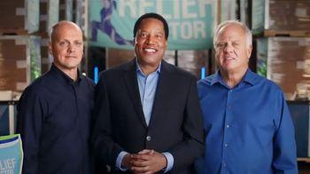 Relief Factor TV Spot, 'Testimonial After Testimonial' Featuring Larry Elder