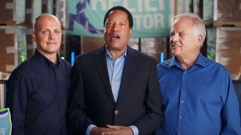 Relief Factor TV Spot, 'Testimonial After Testimonial' Featuring Larry Elder - Thumbnail 2