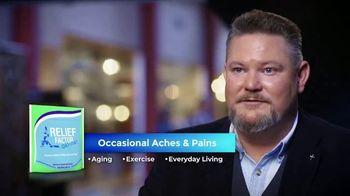 Relief Factor TV Spot, 'Testimonial After Testimonial' Featuring Larry Elder - Thumbnail 4