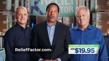 Relief Factor TV Spot, 'Testimonial After Testimonial' Featuring Larry Elder - Thumbnail 5