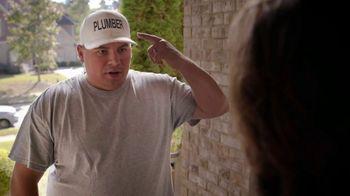 Precision Door Service TV Spot, 'Plumber Hat' - Thumbnail 2