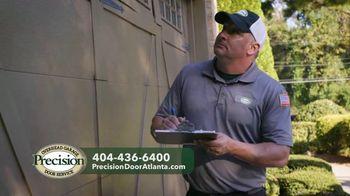 Precision Door Service TV Spot, 'Plumber Hat' - Thumbnail 6