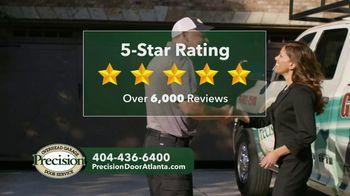 Precision Door Service TV Spot, 'Plumber Hat' - Thumbnail 8