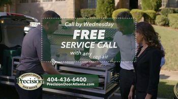 Precision Door Service TV Spot, 'Plumber Hat' - Thumbnail 9