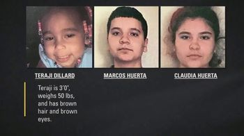 National Center for Missing & Exploited Children TV Spot, 'Teraji, Marcos and Claudia' - Thumbnail 5