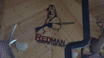 Redman Trophy Big Game Hunts TV Spot, 'Experience the Exhilaration' - Thumbnail 1