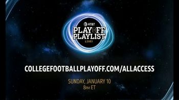 College Football Playoff All Access TV Spot, 'Championship Celebration' - Thumbnail 7