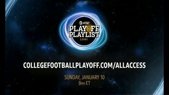 College Football Playoff All Access TV Spot, 'Championship Celebration' - Thumbnail 6
