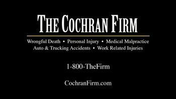 The Cochran Law Firm TV Spot, 'Legacy' - Thumbnail 9
