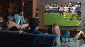 Samsung 85'' QLED Smart TV TV Spot, 'Made for Football: Financing' - Thumbnail 1