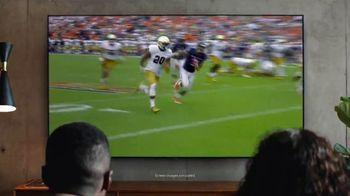 Samsung 85'' QLED Smart TV TV Spot, 'Made for Football: Financing' - Thumbnail 2