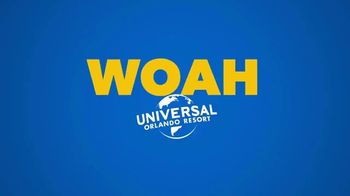 Universal Orlando Resort TV Spot, 'Let's Woah: $79' - Thumbnail 6