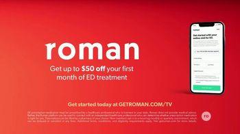 Roman TV Spot, 'Founder Story: $50 Off' - Thumbnail 10