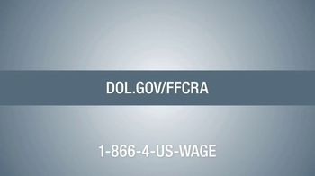 U.S. Department of Labor TV Spot, 'Taking Paid Sick Leave for COVID-19' - Thumbnail 9