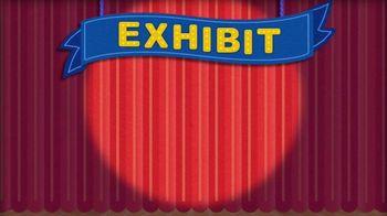 Noggin TV Spot, 'Word Play: Exhibit' - Thumbnail 1
