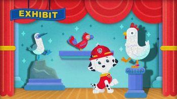 Noggin TV Spot, 'Word Play: Exhibit' - Thumbnail 4